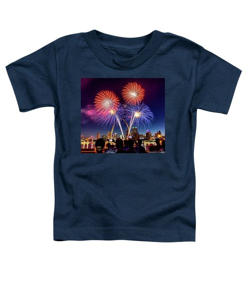 Fair St. Louis Fireworks 6 Toddler T-Shirt