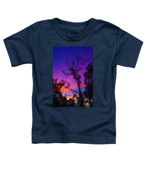 Forest Colors Toddler T-Shirt