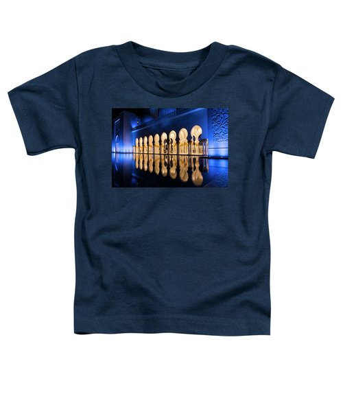 From The Outside In Toddler T-Shirt