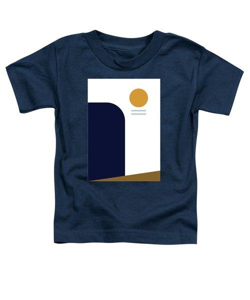 Geometric Painting 2 Toddler T-Shirt