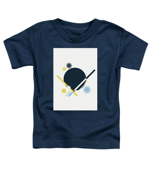 Geometric Painting 3 Toddler T-Shirt