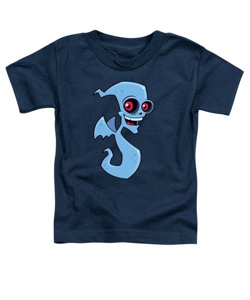 Ghost Demon Toddler T-Shirt