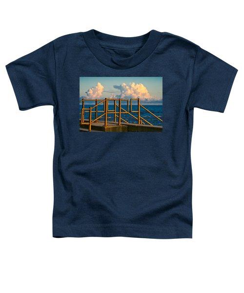 Golden Railings Toddler T-Shirt