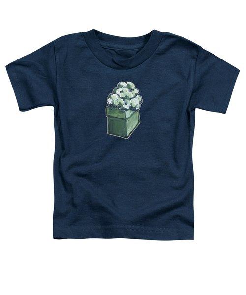 Green Present Toddler T-Shirt