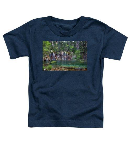 Hanging Lake Colorado Toddler T-Shirt