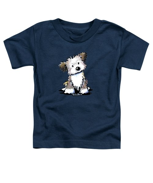 Havanese Puppy Toddler T-Shirt