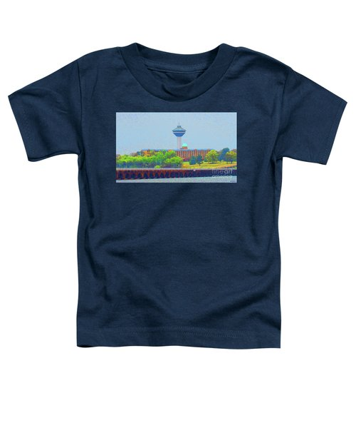 Hotel And Restaurant In Florence Alabama Toddler T-Shirt
