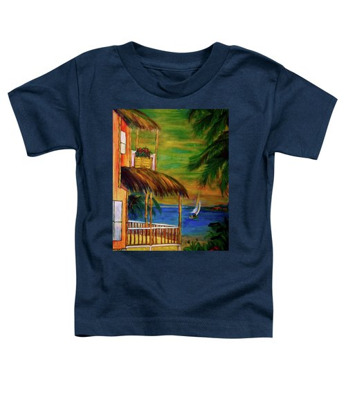 House Of The Sun Toddler T-Shirt