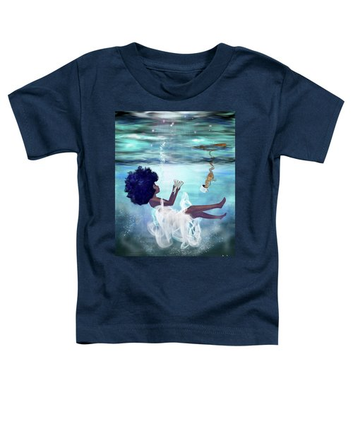 I Aint Drowning Toddler T-Shirt