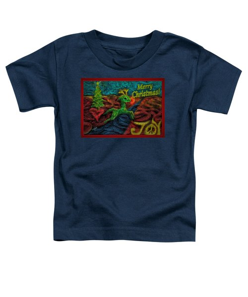 Jump For Joy Toddler T-Shirt