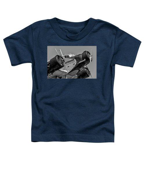 Junkers Ju 52 Aircraft Toddler T-Shirt