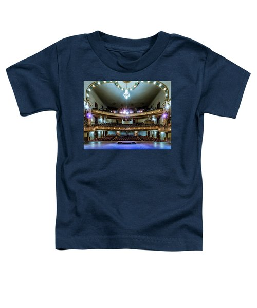 Landers Theatre Stage View Toddler T-Shirt