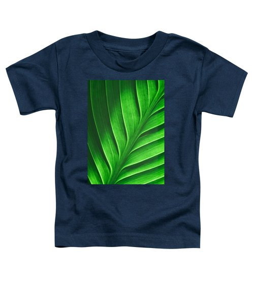 Leaf Pattern Toddler T-Shirt