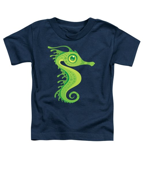 Leafy Sea Dragon Seahorse Toddler T-Shirt