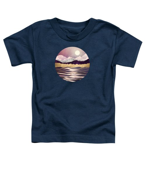 Lunar Waves Toddler T-Shirt