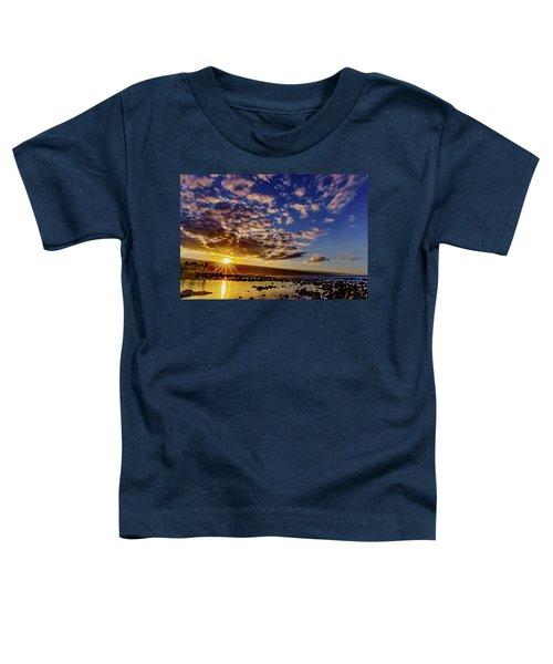 Morning Sunrise Toddler T-Shirt