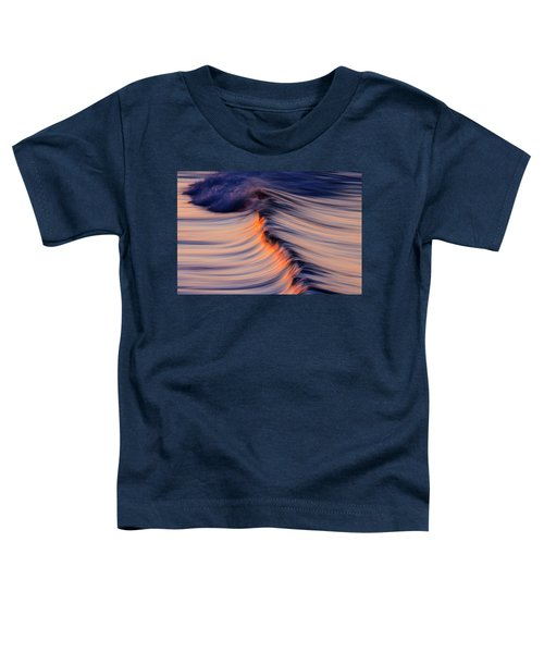 Morning Wave Toddler T-Shirt