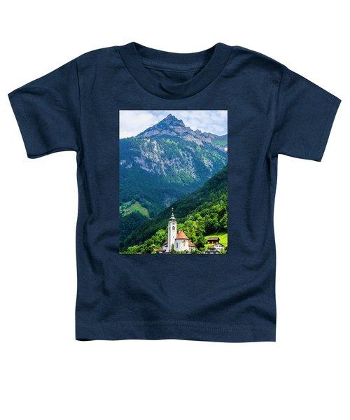 Mountainside Church Toddler T-Shirt