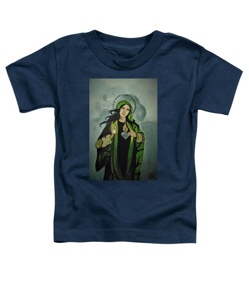 Our Lady Of Veteran Suicide Toddler T-Shirt