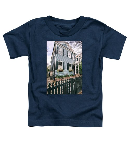 Out Of The Clear Blue Toddler T-Shirt
