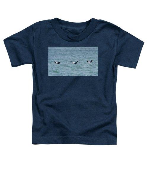 Pelican Flight Toddler T-Shirt