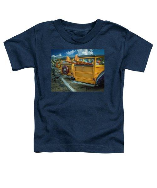Rearwoody Toddler T-Shirt