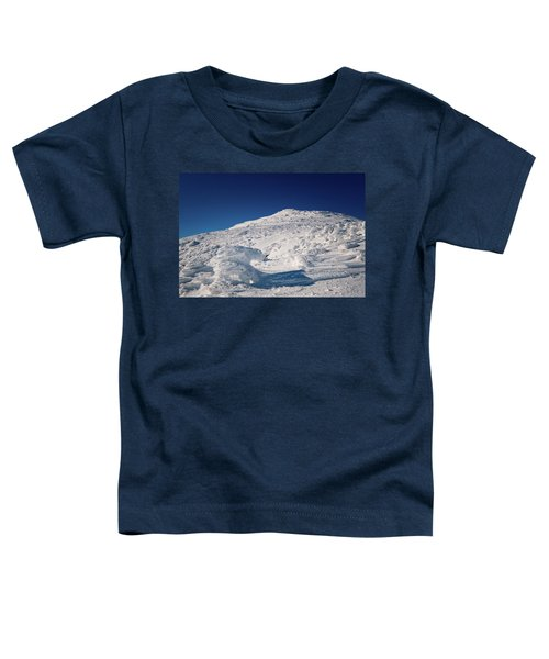 Rime And Snow, And Mountain Trolls. Toddler T-Shirt