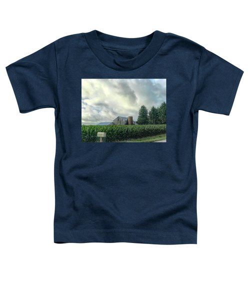 Rural Route Toddler T-Shirt
