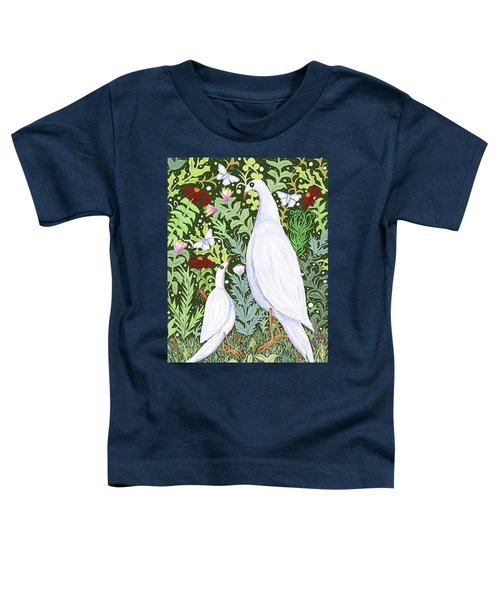 Sapientes Pacis Birds Toddler T-Shirt