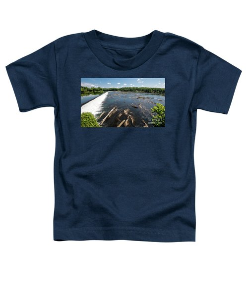 Savannah River Rapids - Augusta Ga Toddler T-Shirt