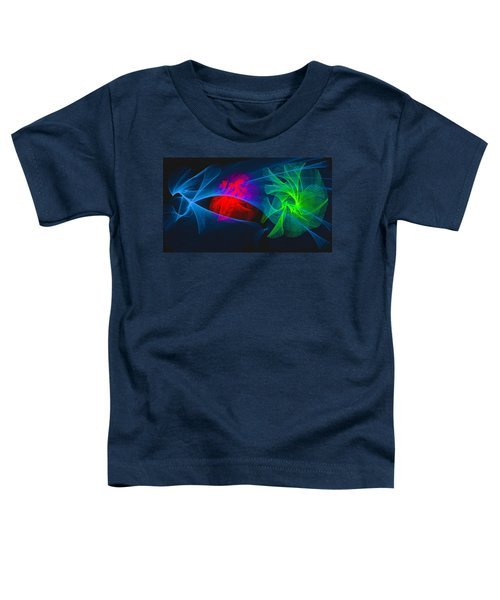Shapes And Colours #i1 Toddler T-Shirt
