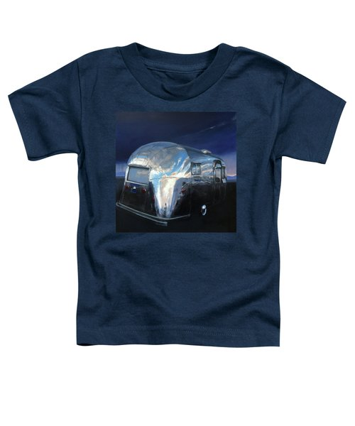 Shelter From The Approaching Storm Toddler T-Shirt