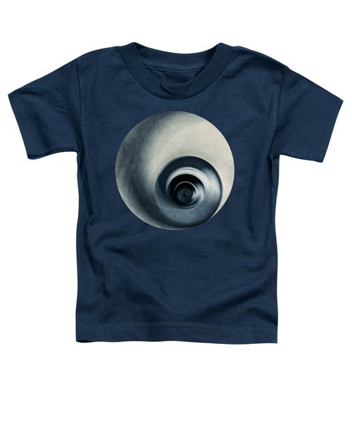 Spiral - Abstract Staicase Toddler T-Shirt
