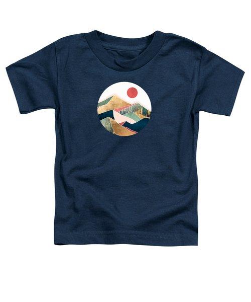 Spring Dusk Toddler T-Shirt