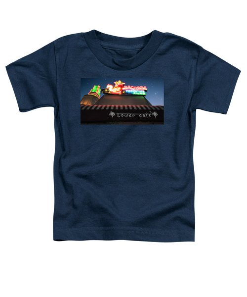 Starry Night- Toddler T-Shirt