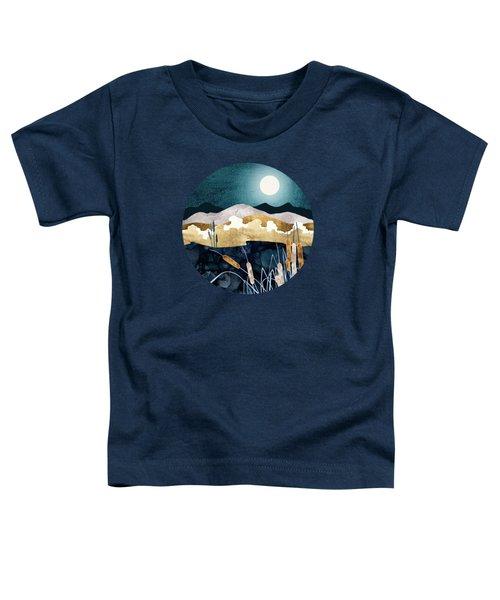 Summer Lake Toddler T-Shirt