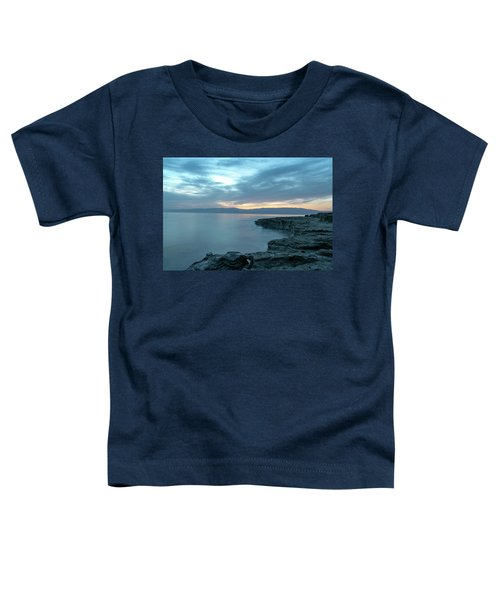 Before Dawn At The Dead Sea Toddler T-Shirt