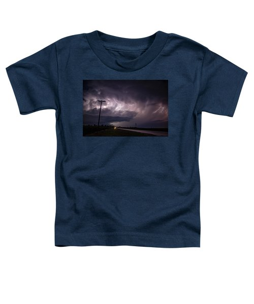 The Best Supercell Of The Summer 040 Toddler T-Shirt