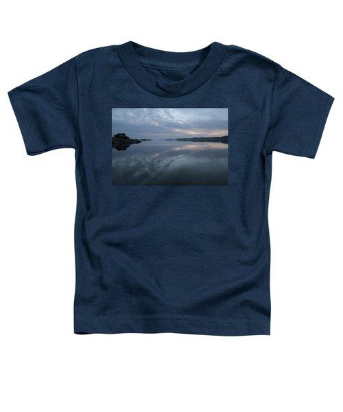 The Fog Lightens Toddler T-Shirt