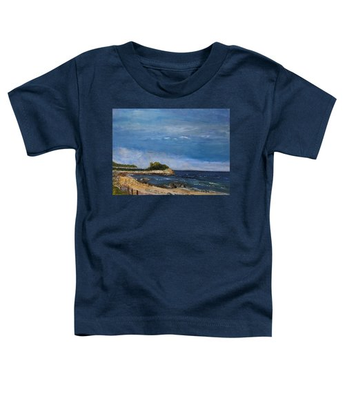 The Knob, Falmouth Toddler T-Shirt