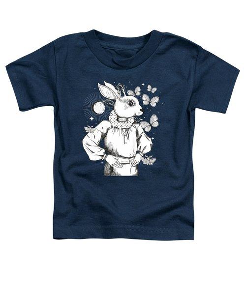 The Magic Of Moonbeams On A Midsummer Night Toddler T-Shirt