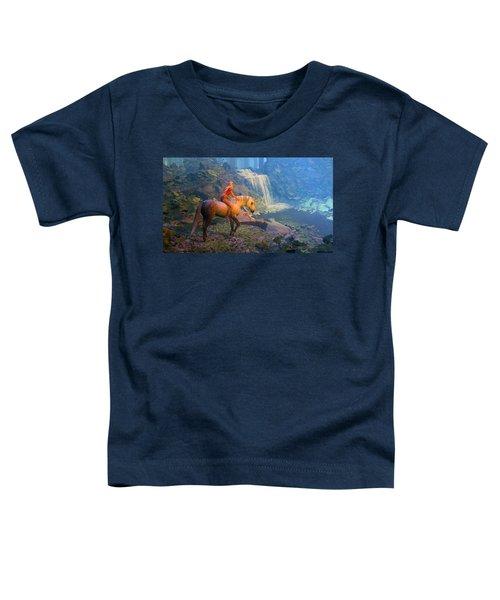 The Silver Horn Toddler T-Shirt