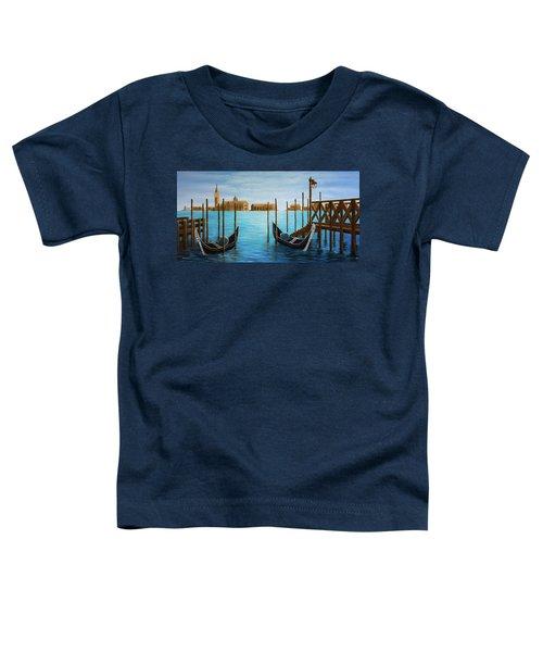 The Venetian Phoenix Toddler T-Shirt
