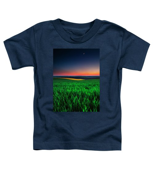 Twilight Fields Toddler T-Shirt