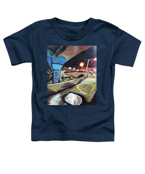 Underpass At Nighht Toddler T-Shirt