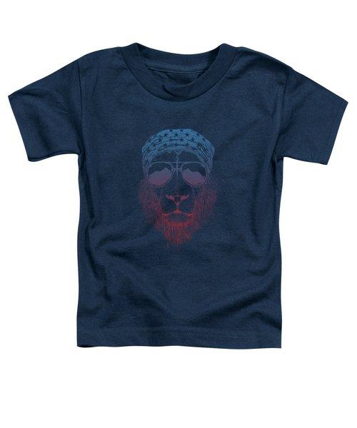 Wild Lion  Toddler T-Shirt