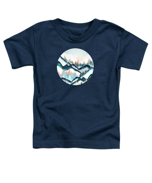 Winter Forest Toddler T-Shirt