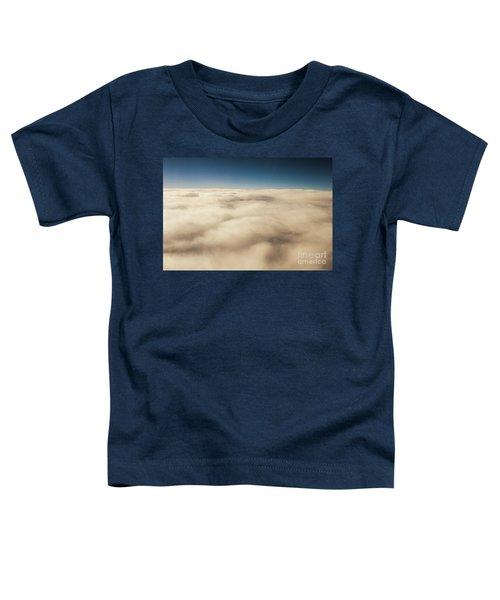 Wispy Heavens  Toddler T-Shirt