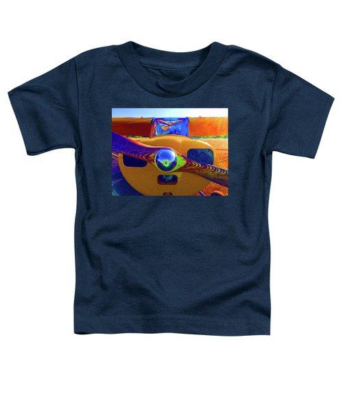 Wooden Prop Toddler T-Shirt