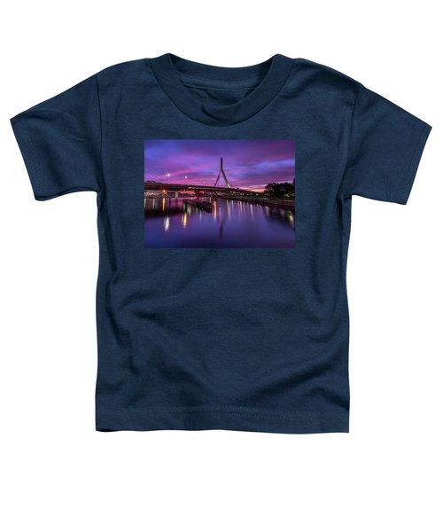 Zakim Sunset Toddler T-Shirt